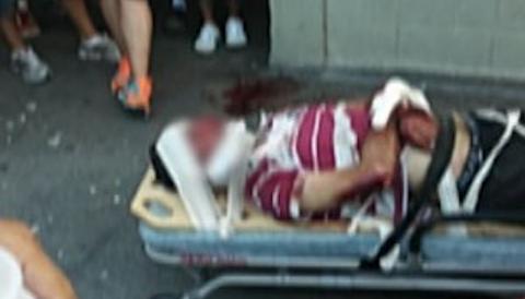 Этот парень пытался совратить 11-лeтнюю девочку… Но все пошло не по его плану