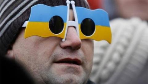 Мужик из России украинцам
