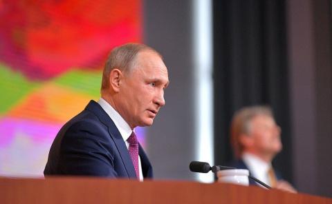 Жёсткая правда: Путин открыл…