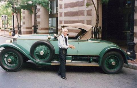 78 лет на одном автомобиле