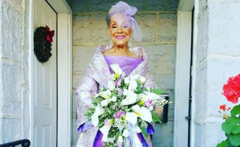 86-летняя бабушка вышла заму…