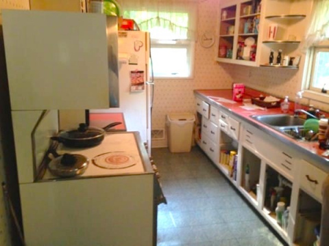 История о том, как он решился на серьезный шаг — самостоятельно переделать кухню