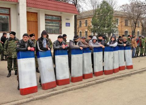 Майданные откровения: на Украине раскрыли страховой сценарий России по Крыму