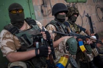 Каратели из батальона «Одесс…