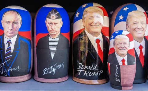 Руины США: «Путин выиграл Тр…