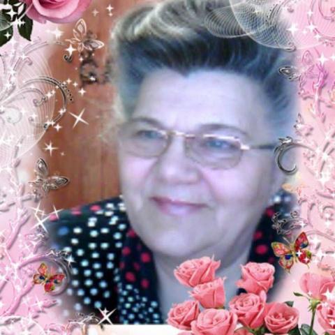 Людмила Чурсина (Губская)