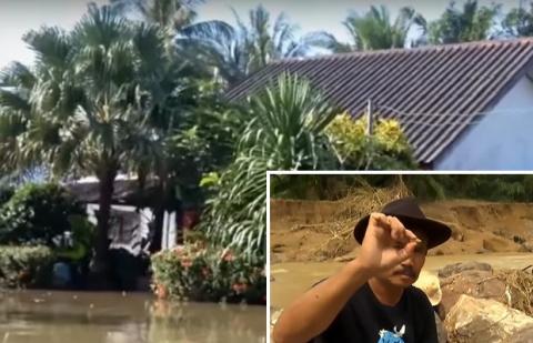 Начало золотой лихорадки в Таиланде