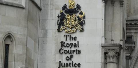 Из Высокого суда Лондона пос…