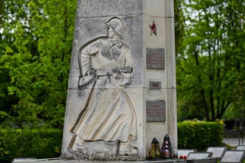 Польский сейм принял закон о сносе памятников Красной армии