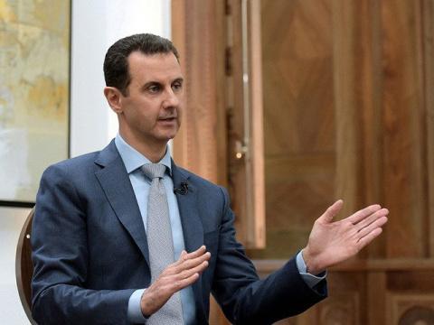Асад заявил о готовности уйт…