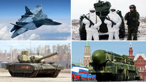 Армия России - стена на пути…