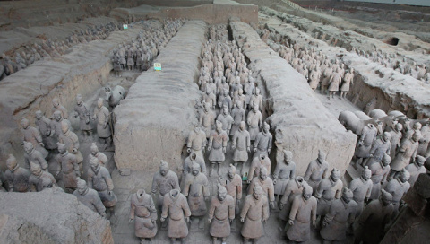 Археологи выяснили, когда появился первый шелк в Китае