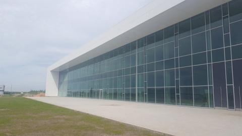 Новый завод по производству обоев в Ленинградской области выходит на полную мощность
