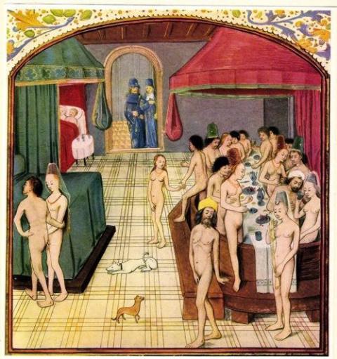 Европа Нового времени: ошеломляющие факты о женской гигиене