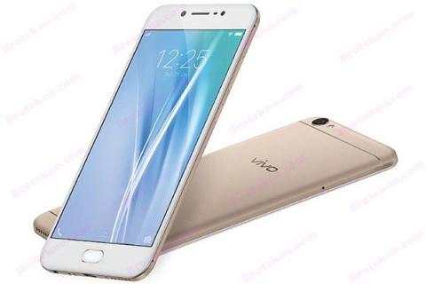 Селфи-смартфон Vivo V5 представлен официально