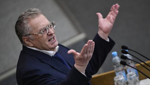 Жириновский отреагировал на подготовку Киевом обвинений в терроризме