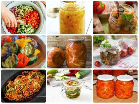 Вкусные рецепты салата из ка…