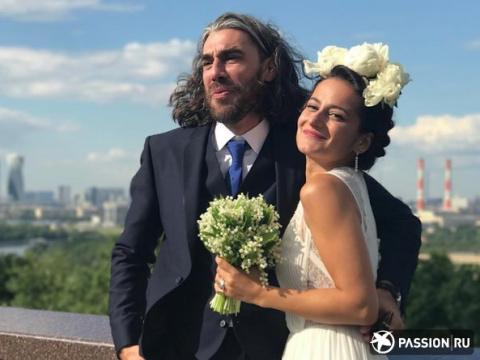 Необычное платье и колоритный жених: дочь Владимира Спивакова вышла замуж за иностранца