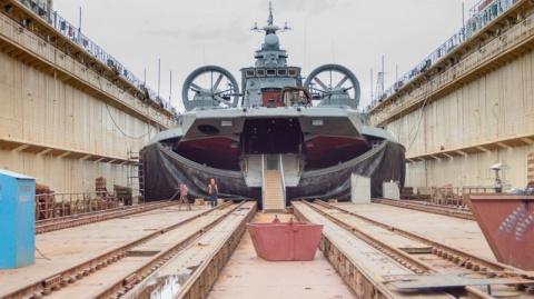 """Кораблестроители: """"Зубры"""" дл…"""