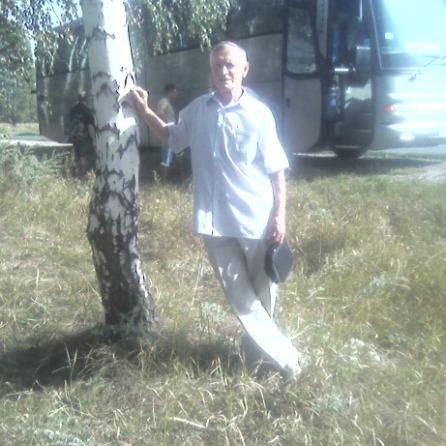 Владимир Подмогильный (личноефото)