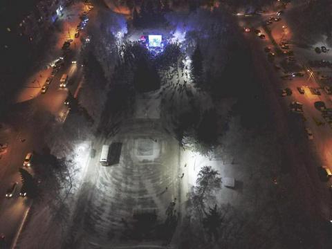 Навальный подставил в Барнау…