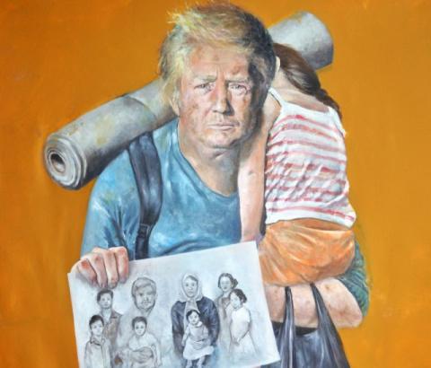 «Уязвимость»: сирийский худо…
