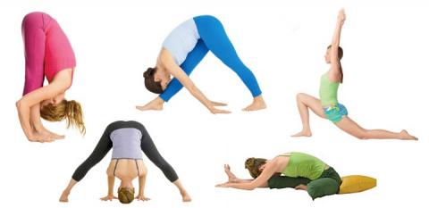 34 упражнения на растяжку, к…