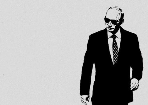 CNN выпустил фильм про Путина под названием «Самый могущественный человек в мире»