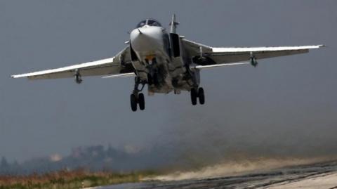 Русская авиация в Сирии опять напугала Пентагон