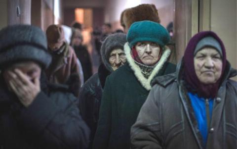 Откровения киевского пенсион…