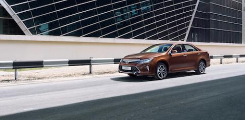 Toyota присоединилась к госпрограммам «Первый автомобиль» и «Семейный автомобиль