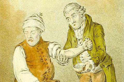 Любопытно о методах лечения. Как справлялись с болезнями наши предки