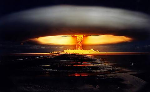 Принцип работы водородной бомбы