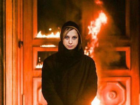 Путину очень нравятся огненн…