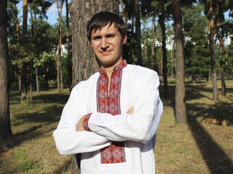 """Украинцы с гордостью носят …"