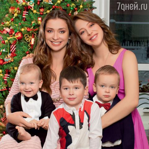Мария Ситтель стала мамой в …