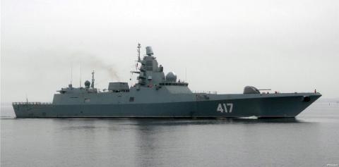 Флот России пополнится двумя…