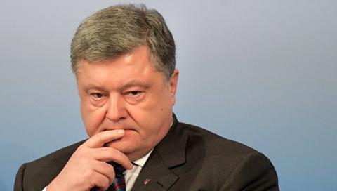 """Порошенко не посетил финал """"…"""