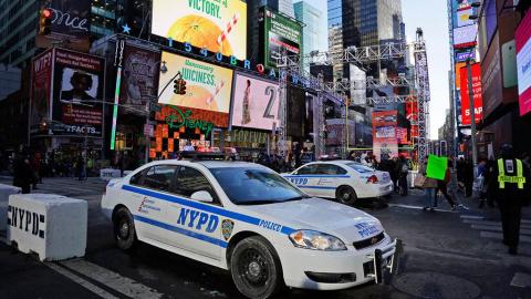 Смешная история про Васю, которого пригласили работать в полицию Нью-Йорка