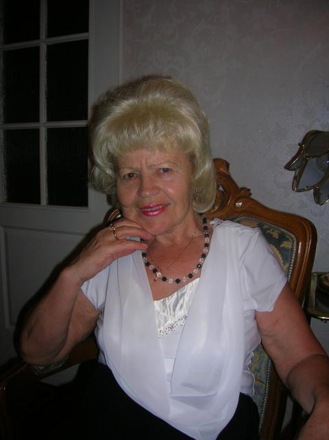 Ольга Гринькова (Ткачёва)