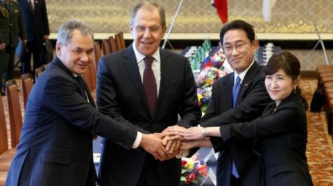 Россия предложила Японии вме…