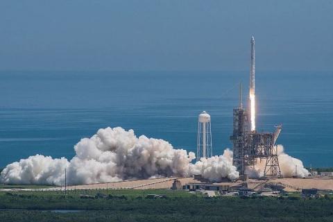 Запуск американской ракеты Atlas V с военным спутником отложили из-за технической неисправности