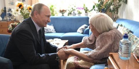 Путин лично поздравил правоз…
