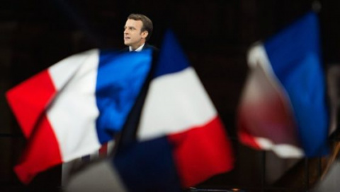 Макрон готов к реформированию Европы