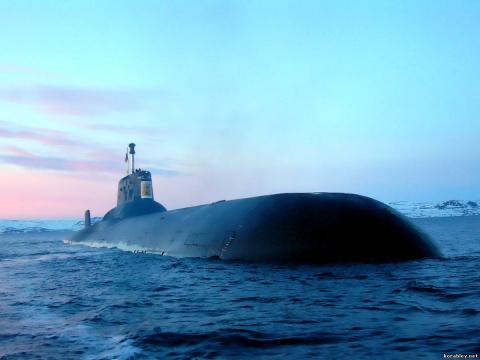 Российская подлодка для морс…