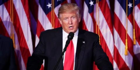 """Трамп сравнил США с нацистской Германией, комментируя публикацию """"компромата"""""""