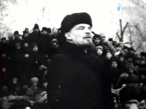 Говорил ли Ленин «А на Росси…