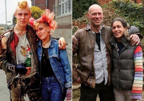 Этот фотограф отыскал людей, которых сфотографировал более 30 лет назад. Результат обескураживает...