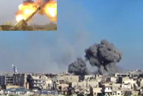 Террористы в Алеппо будут ра…