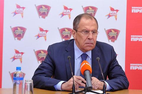 Лавров заявил, что Россия не…